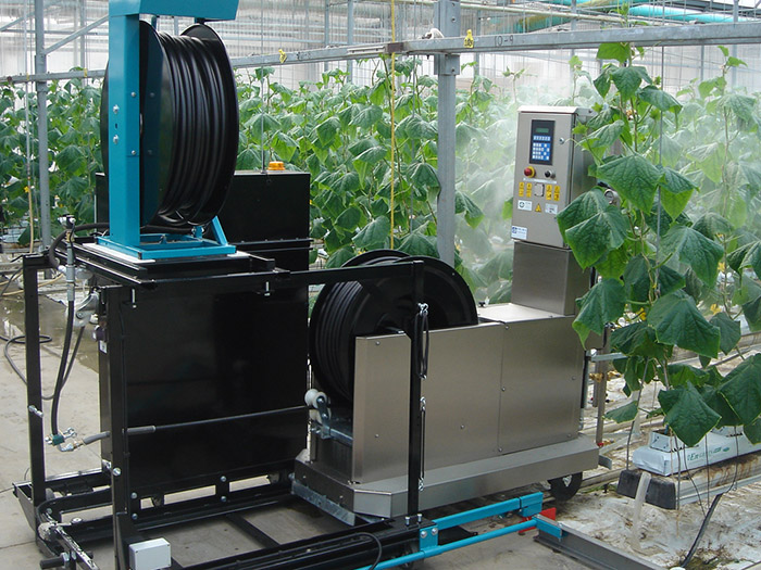 Prins Greenhouses - Automation